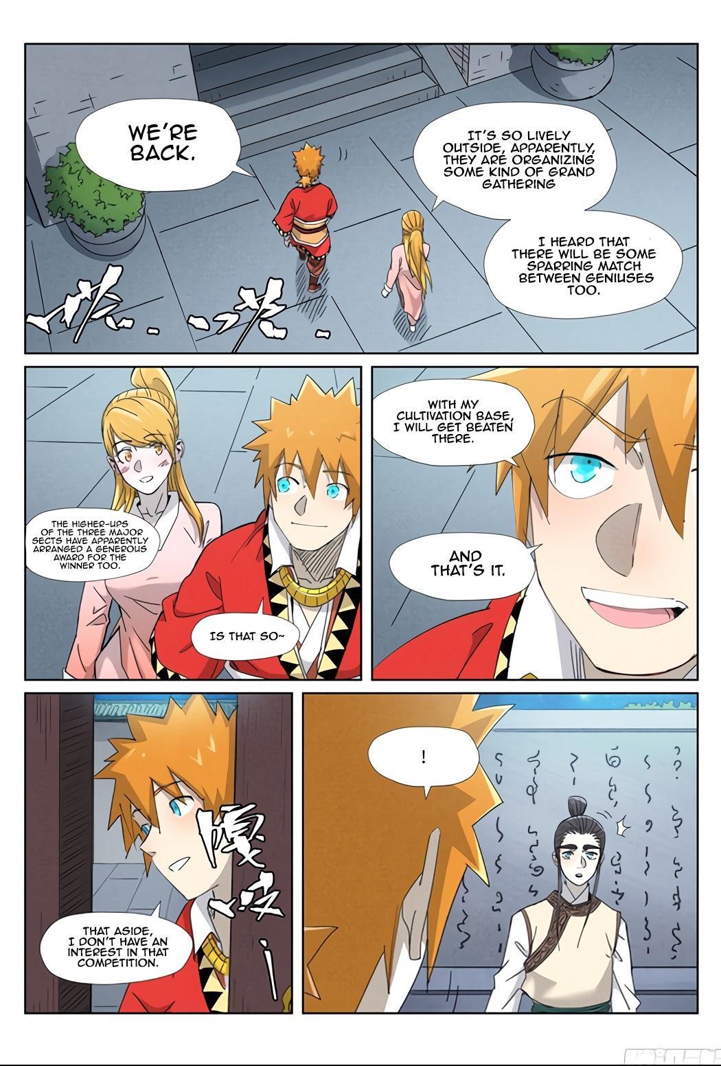 Tales Of Demons And Gods Chapter 347.5 page 5 - Mangakakalots.com