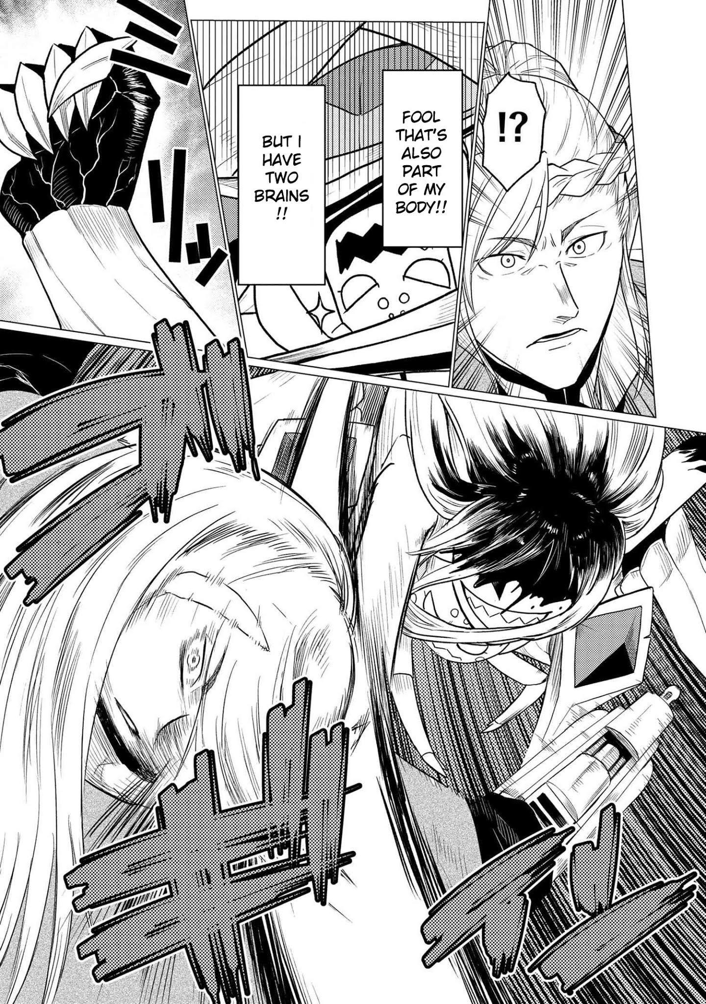 Kumo Desu Ga, Nani Ka? Chapter 53.1 page 8 - Mangakakalot