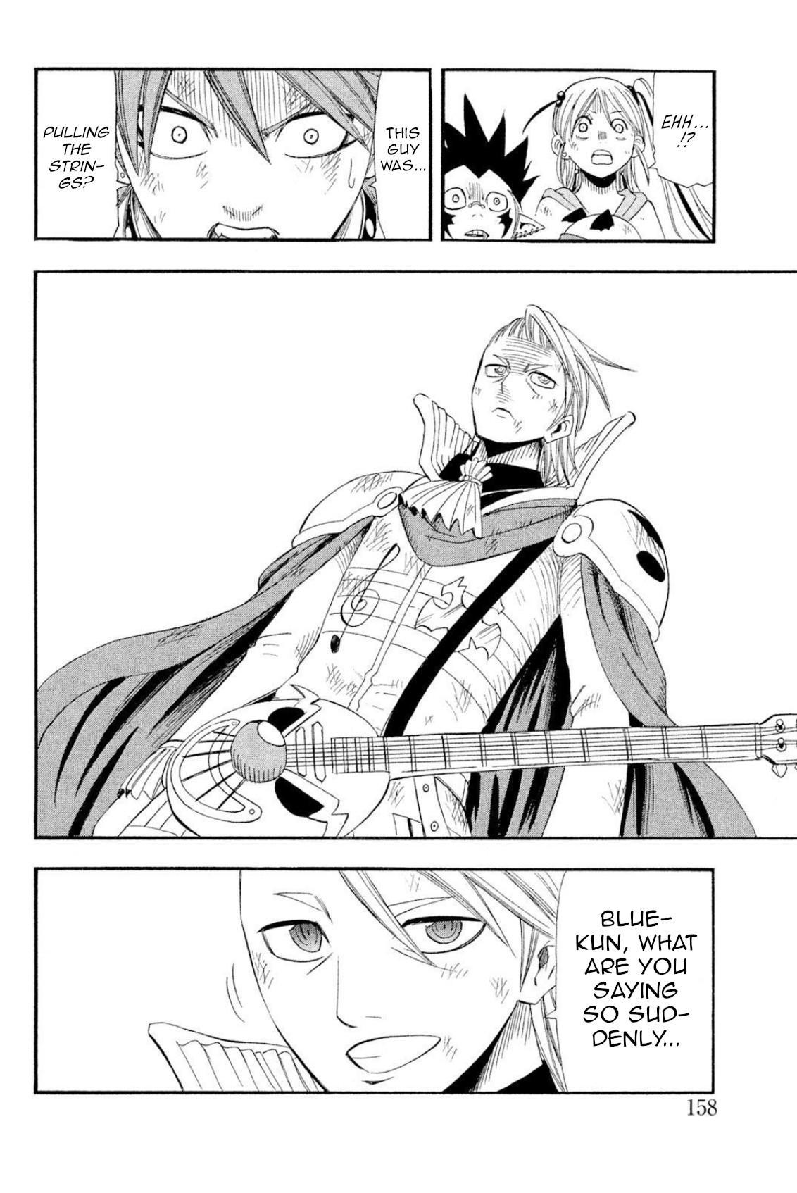 Buster Keel! Chapter 43: Shadowy Soloist (Part 1) page 19 - Mangakakalots.com