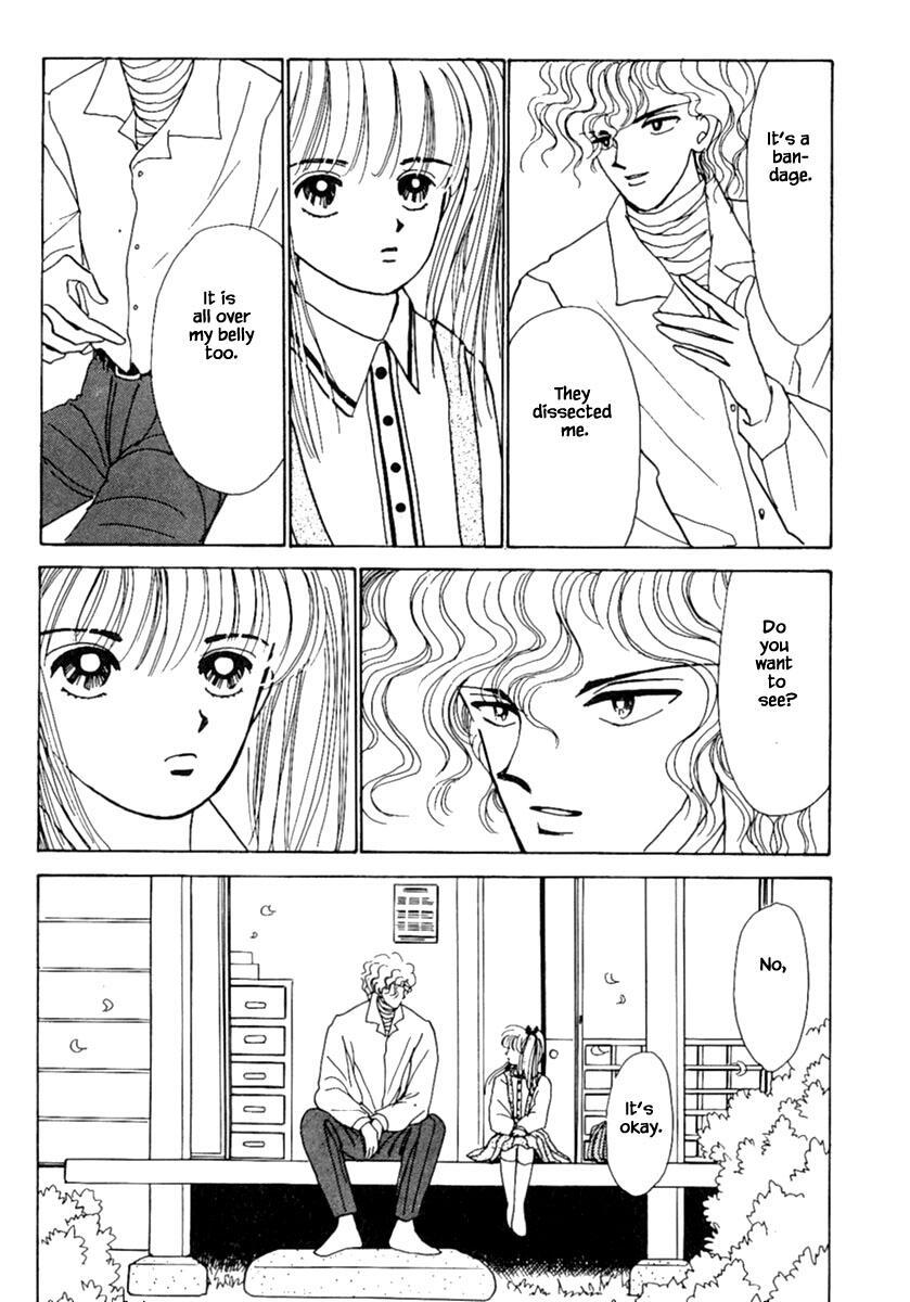 Shi To Kanojo To Boku Chapter 5.1 page 22 - Mangakakalots.com