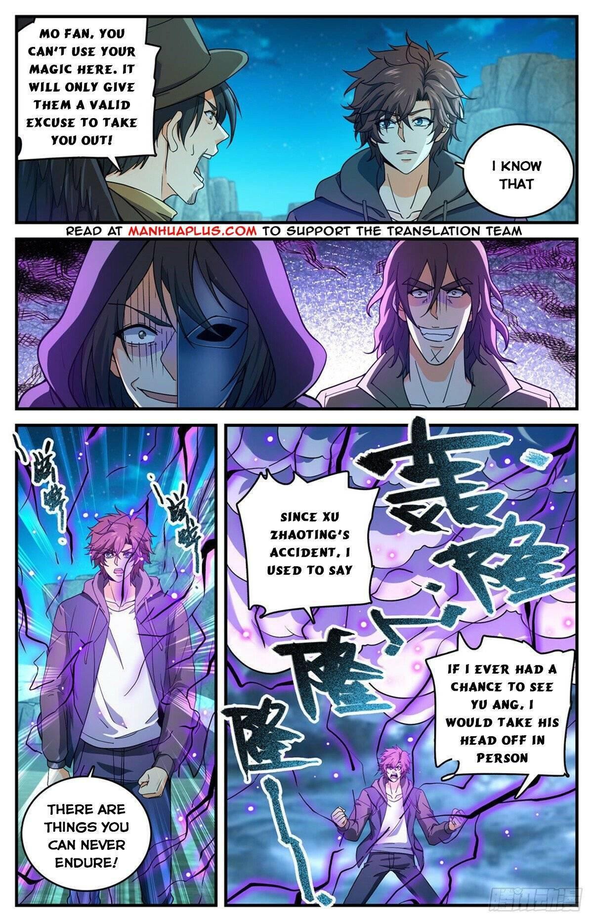 Versatile Mage Chapter 766 page 7 - Mangakakalots.com