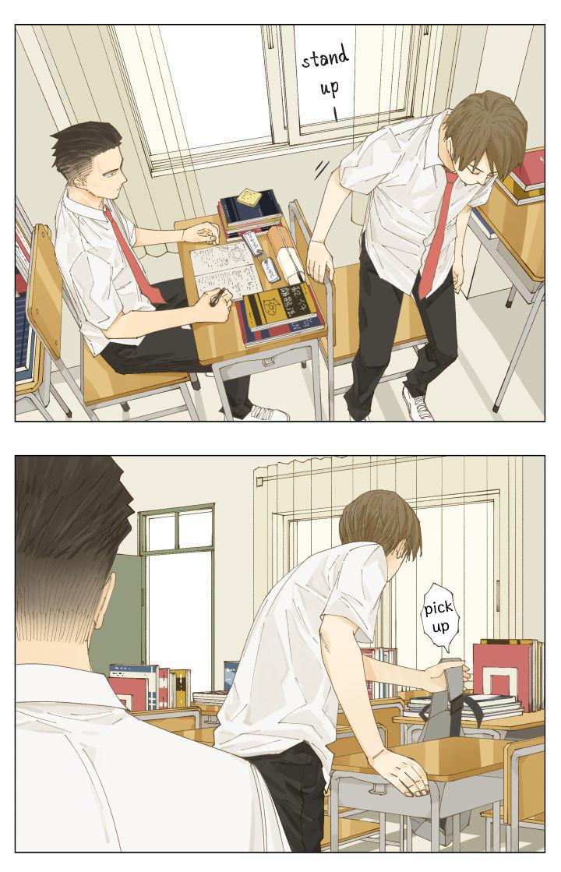 Nan Hao & Shang Feng Chapter 73: After School page 7 - Mangakakalots.com