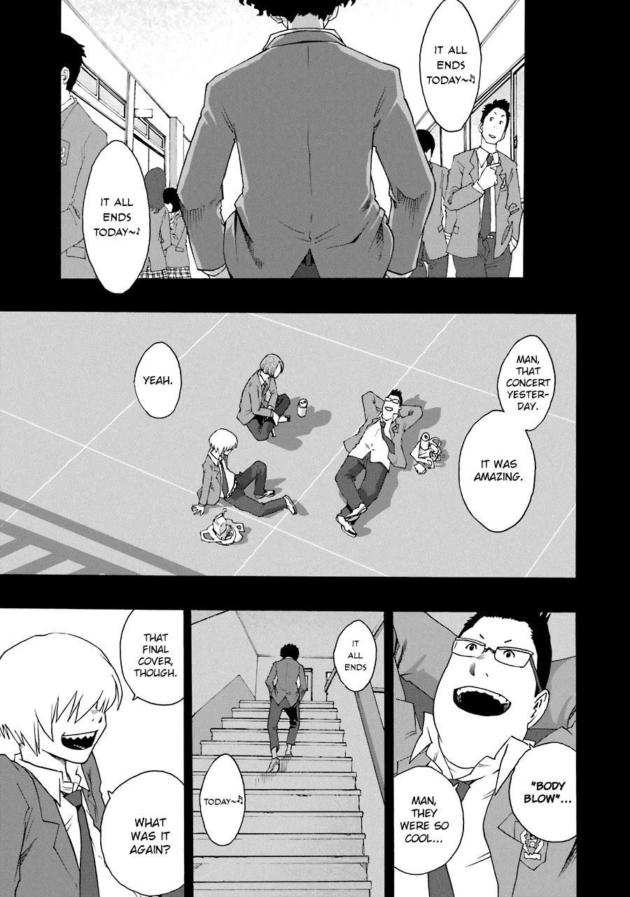 Shiori Experience - Jimi Na Watashi To Hen Na Oji-San Chapter 54: Spring, Summer, Autumn, Winter page 1 - Mangakakalots.com