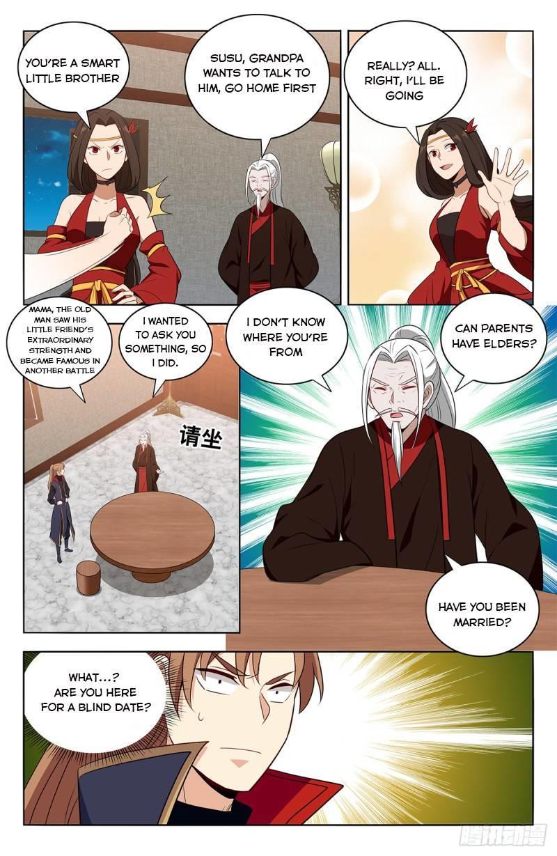Strongest Anti M.e.t.a Chapter 389 page 8 - Mangakakalots.com