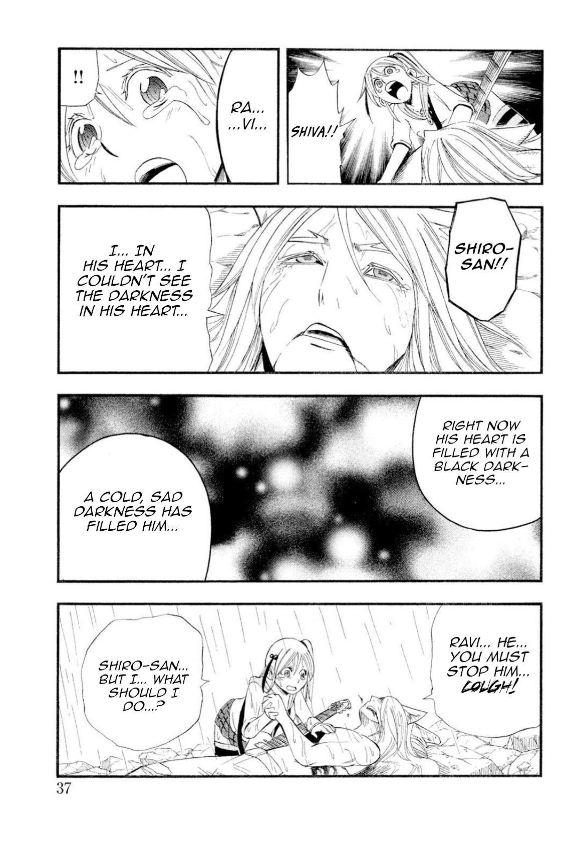 Buster Keel! Chapter 44: Shadowy Soloist (Part 2) page 37 - Mangakakalots.com
