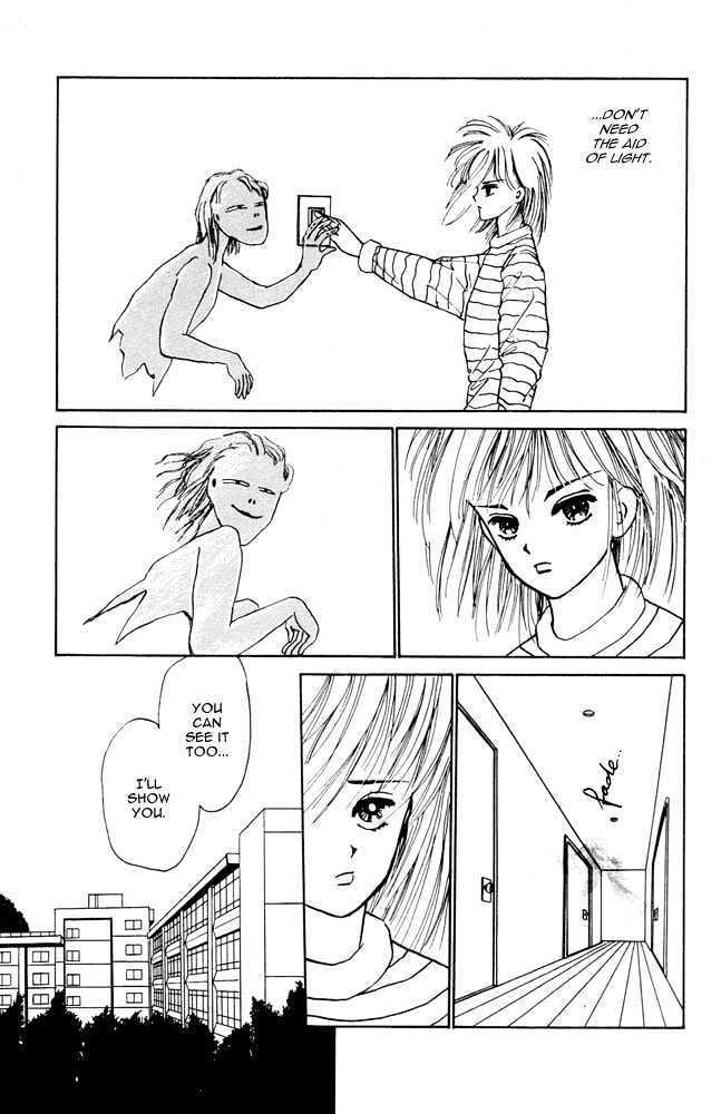 Shi To Kanojo To Boku Vol.1 Chapter 3 : I Can See...death page 3 - Mangakakalots.com