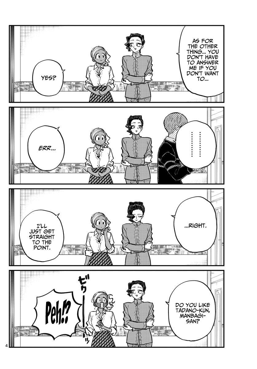 Komi-San Wa Komyushou Desu Chapter 236: The After Afterparty page 4 - Mangakakalot