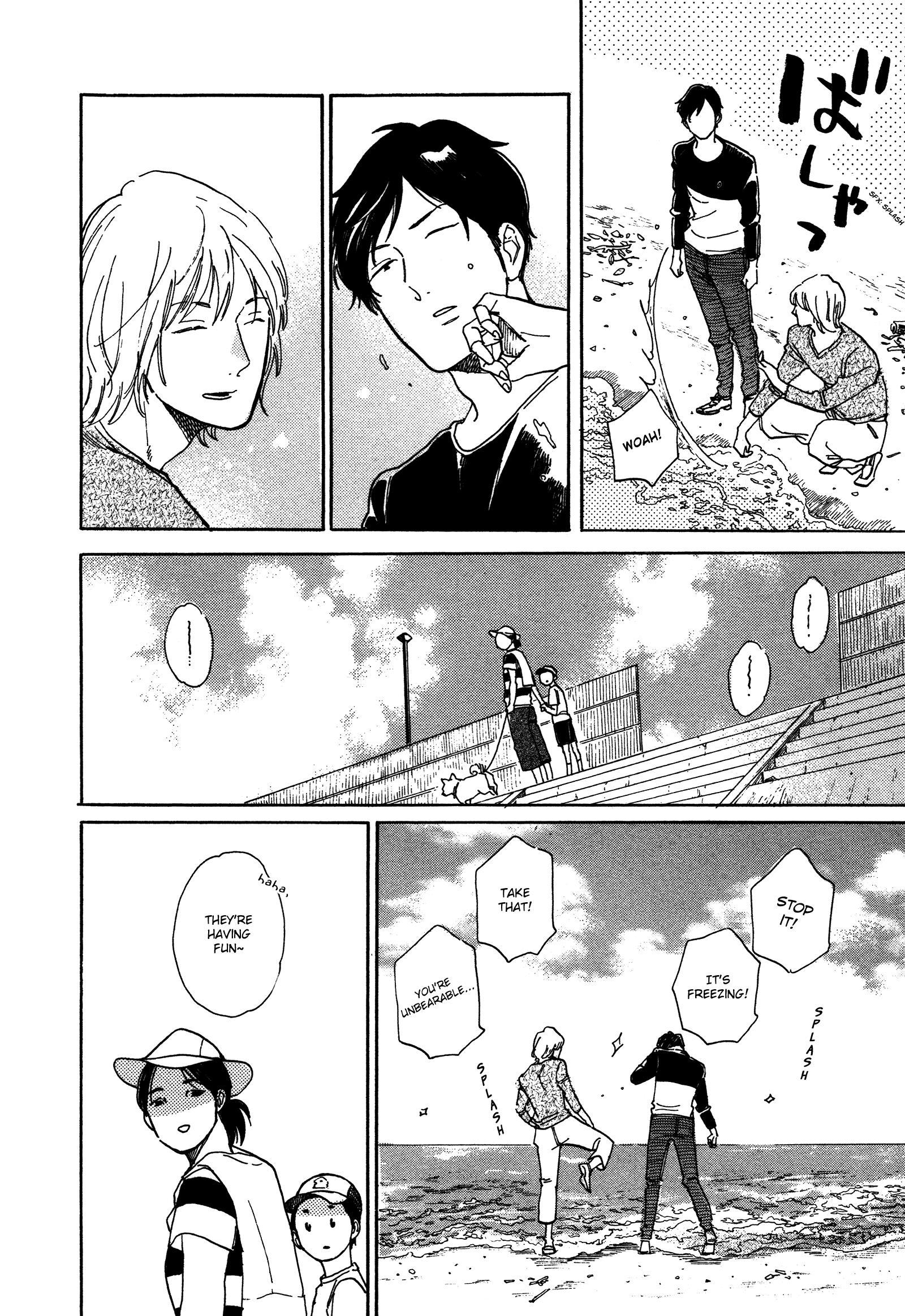 Stay Gold (Hideyoshico) Vol.4 Chapter 18 page 12 - Mangakakalots.com