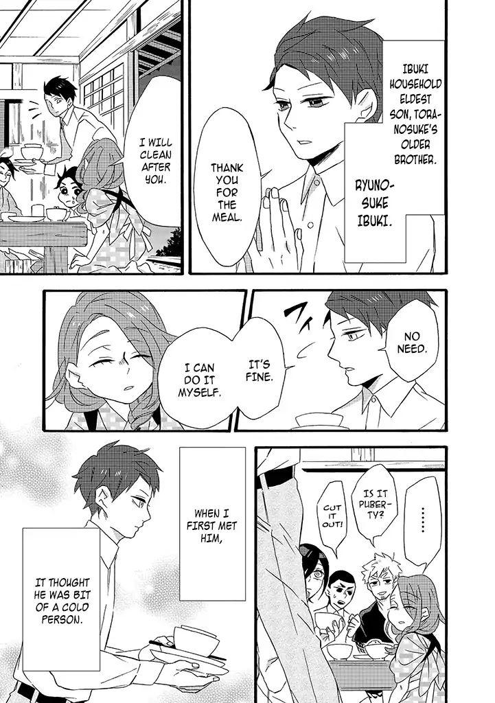 Will You Marry Me Again If You Are Reborn? Vol.2 Chapter 8: Brother page 9 - Mangakakalots.com