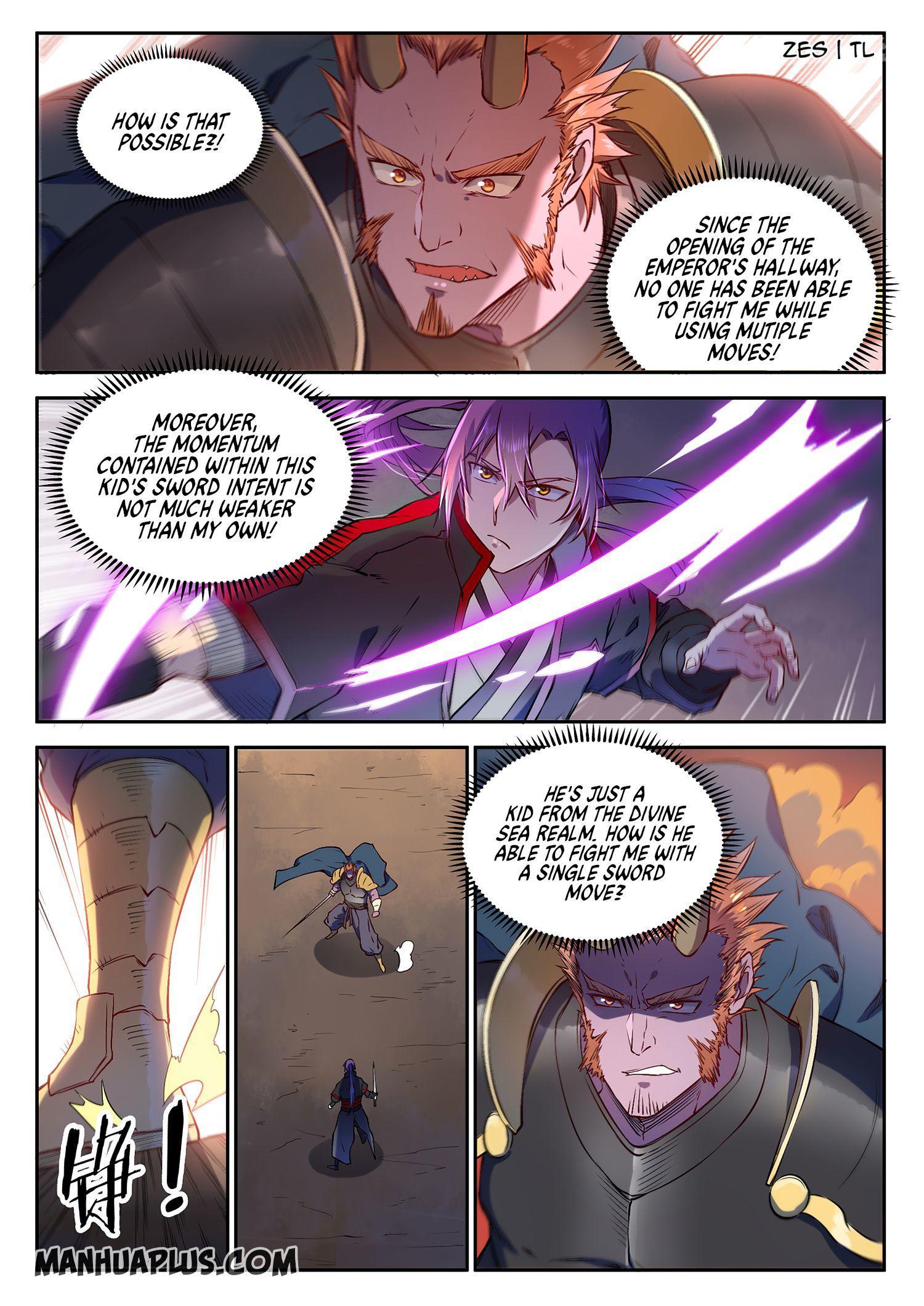 Apotheosis Chapter 635 page 9 - Mangakakalots.com