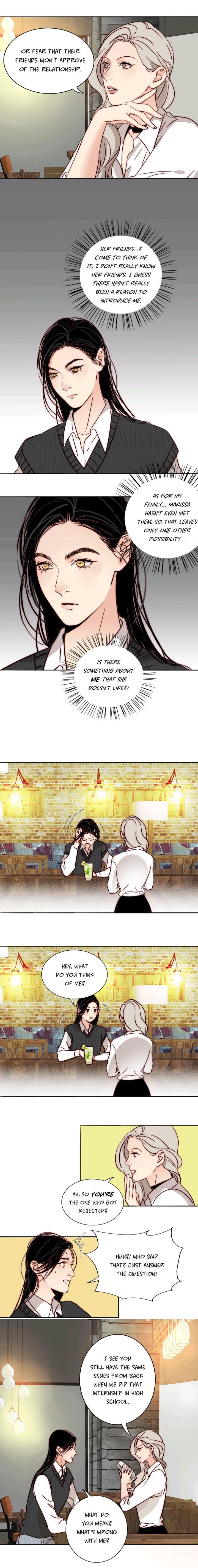 Mojito Chapter 75 page 3 - Mangakakalots.com