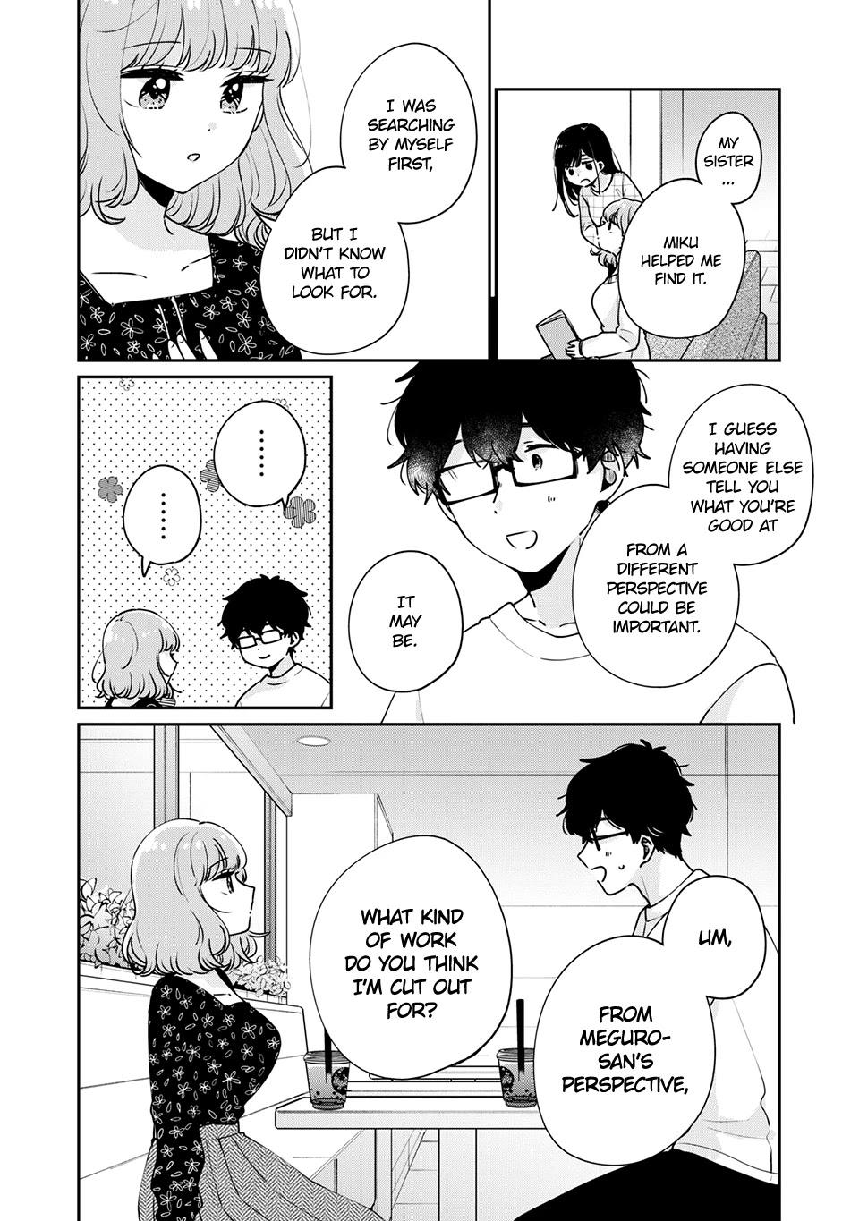 It's Not Meguro-San's First Time Chapter 48: A Place That's Right For You page 9 - Mangakakalots.com