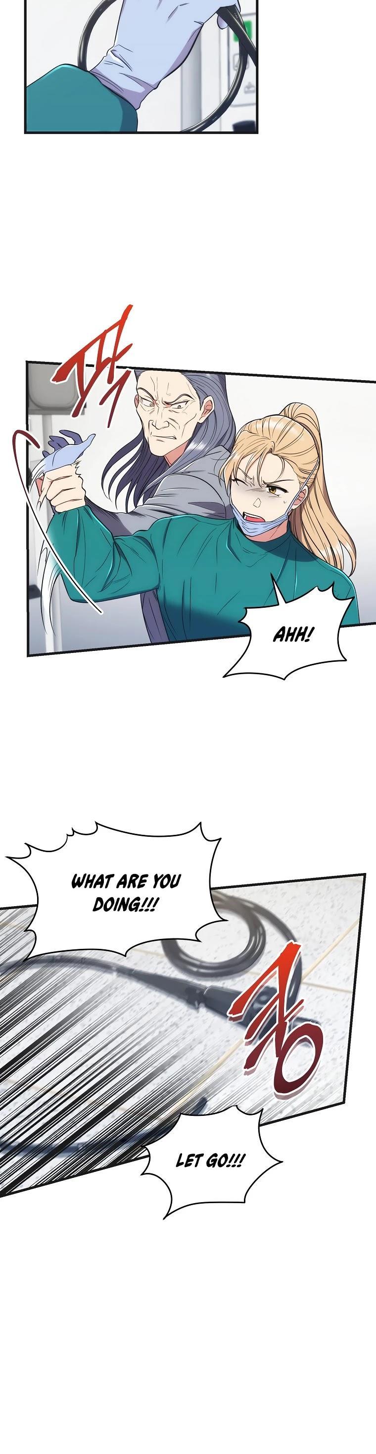 Medical Return Chapter 128 page 19 - Mangakakalot