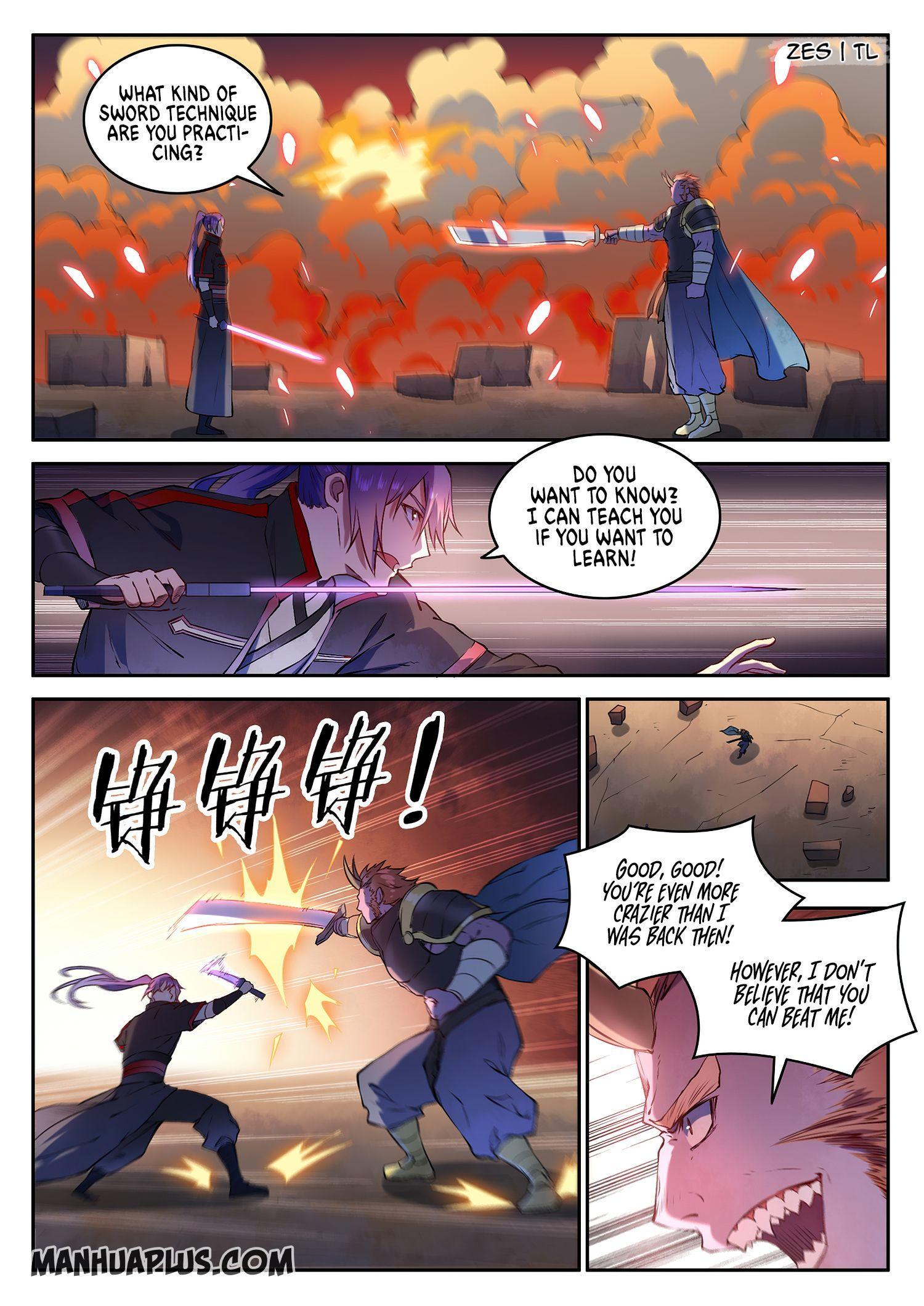 Apotheosis Chapter 635 page 10 - Mangakakalots.com
