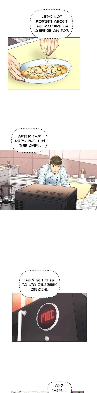 God Of Cooking Chapter 36 page 15 - Mangakakalots.com