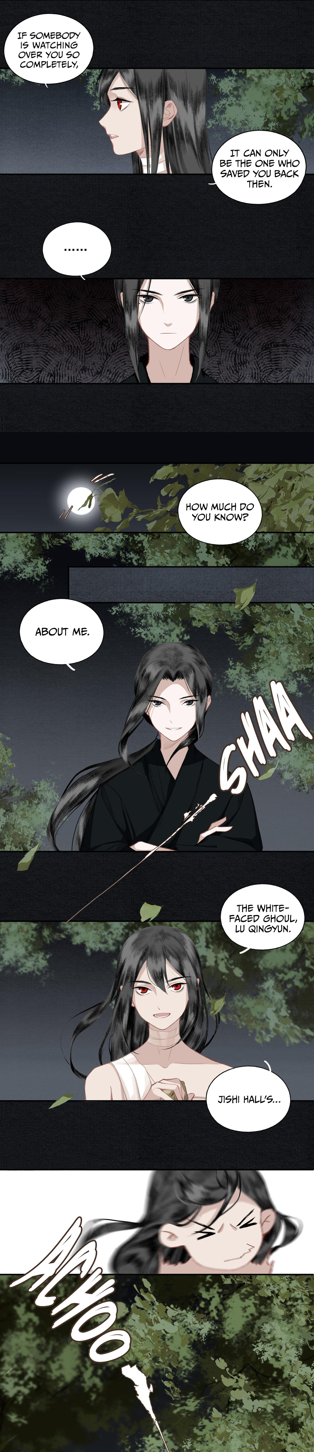 I Accidentally Saved The Jianghu'S Enemy Chapter 14: The White-Faced Ghoul page 4 - Mangakakalots.com