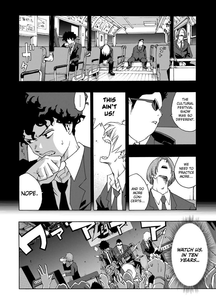 Shiori Experience - Jimi Na Watashi To Hen Na Oji-San Chapter 54: Spring, Summer, Autumn, Winter page 28 - Mangakakalots.com