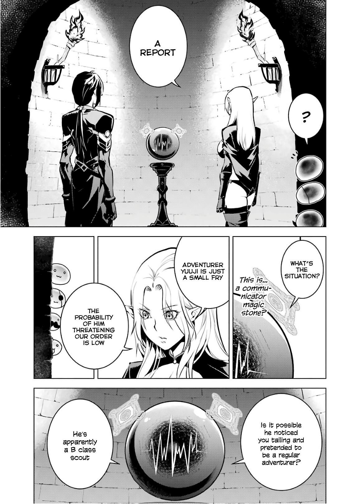 Tensei Kenja No Isekai Raifu ~Daini No Shokugyo Wo Ete, Sekai Saikyou Ni Narimashita~ Vol.5 Chapter 15: I Was Being Pursued page 48 - Mangakakalots.com