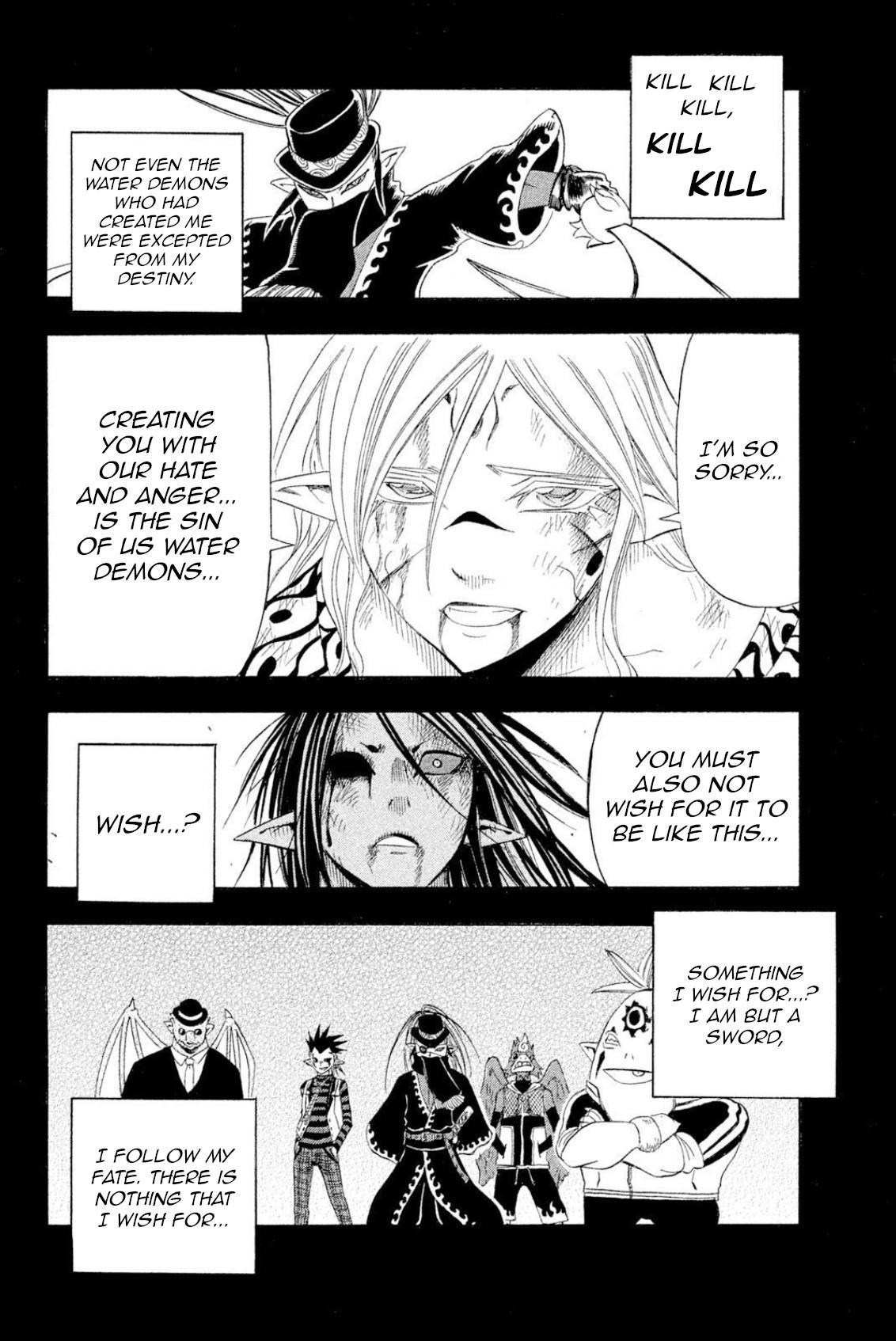 Buster Keel! Chapter 41: Feast Of God (Part 6) page 40 - Mangakakalots.com