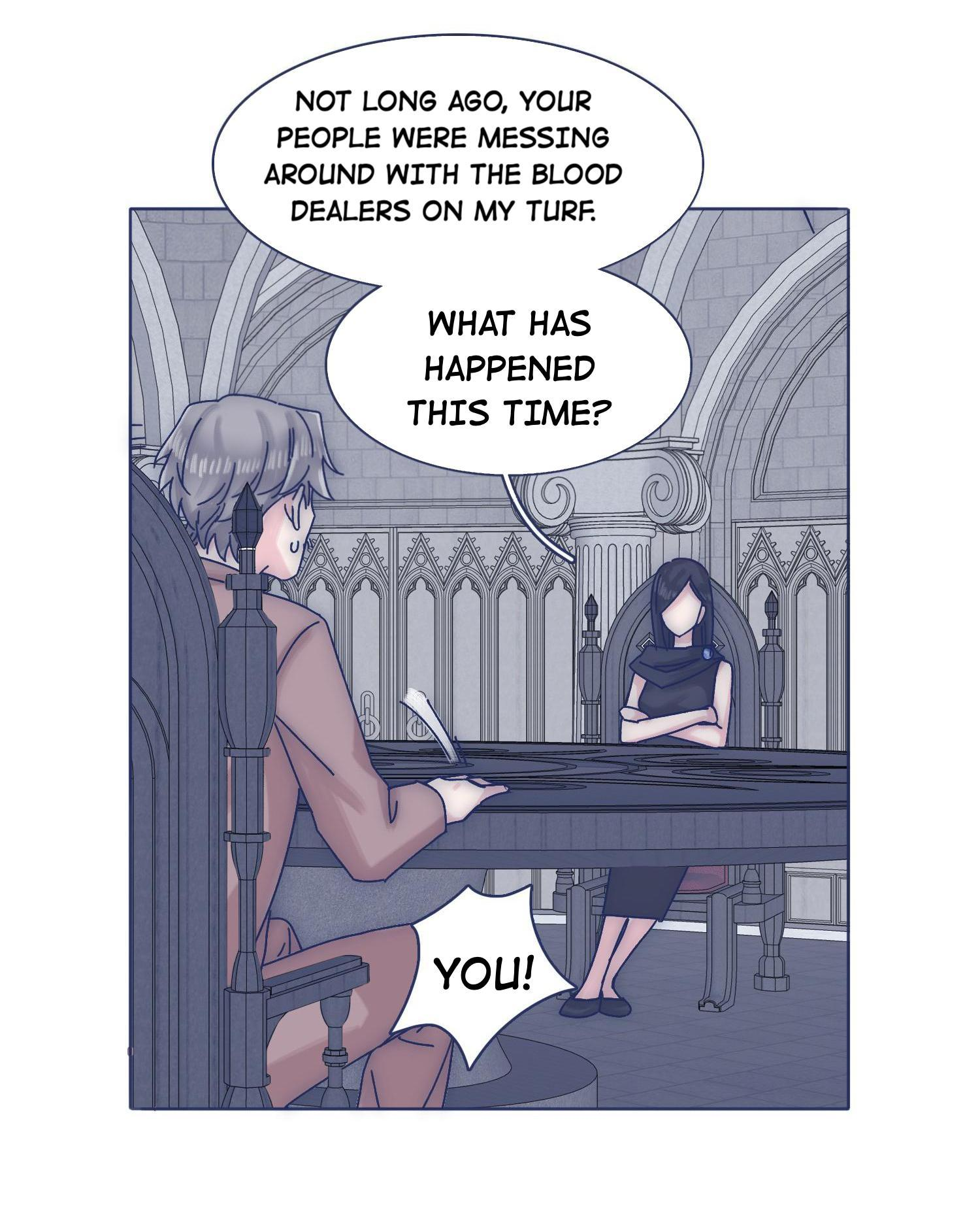Offering My Neck To You Chapter 67: There Are Always Unsettled People Everywhere page 28 - Mangakakalots.com