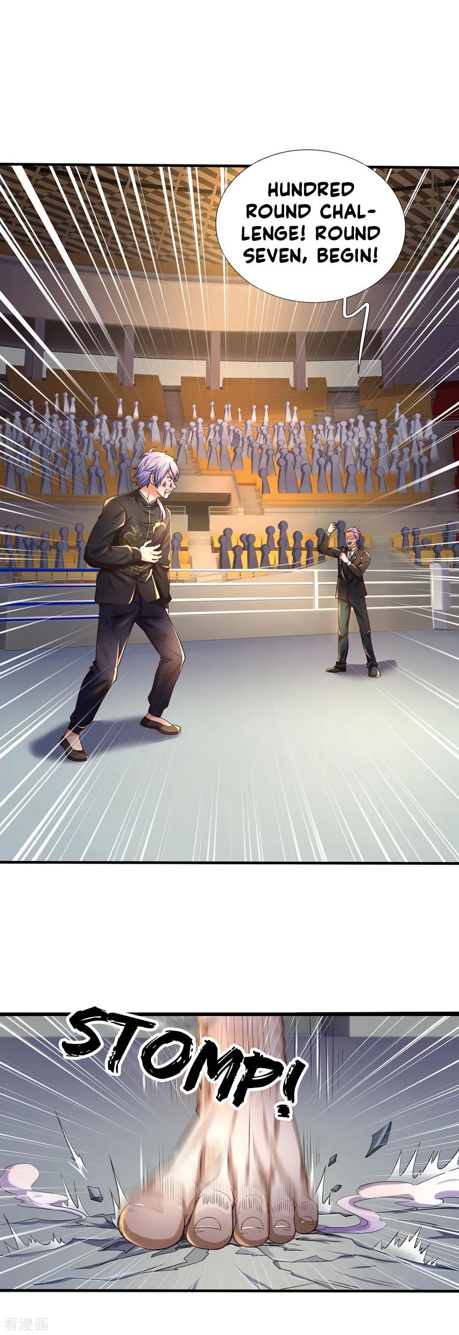 I'm The Great Immortal Chapter 270 page 16 - Mangakakalots.com