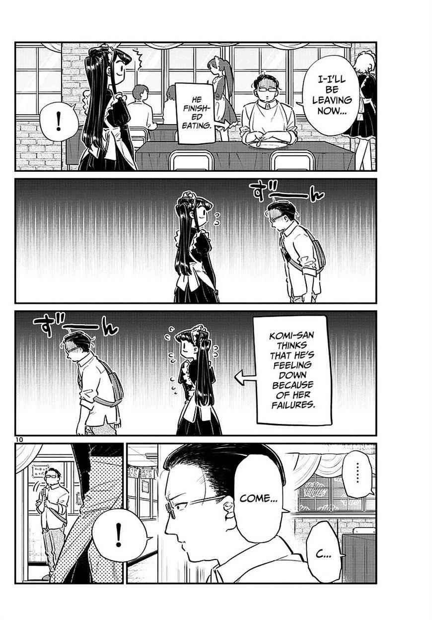 Komi-San Wa Komyushou Desu Vol.5 Chapter 67: Maids page 10 - Mangakakalot