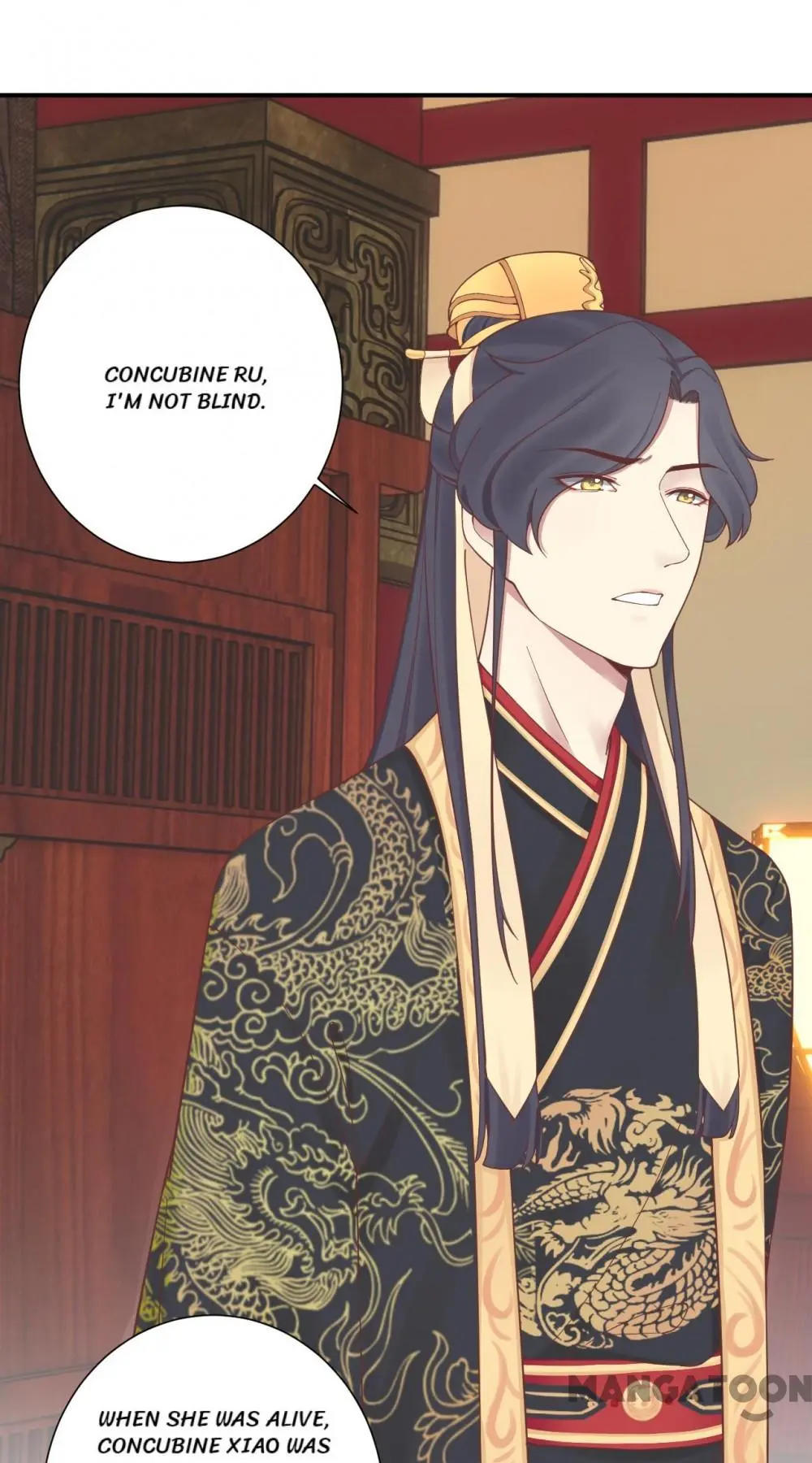 The Queen Is Busy Chapter 166 page 6 - Mangakakalots.com