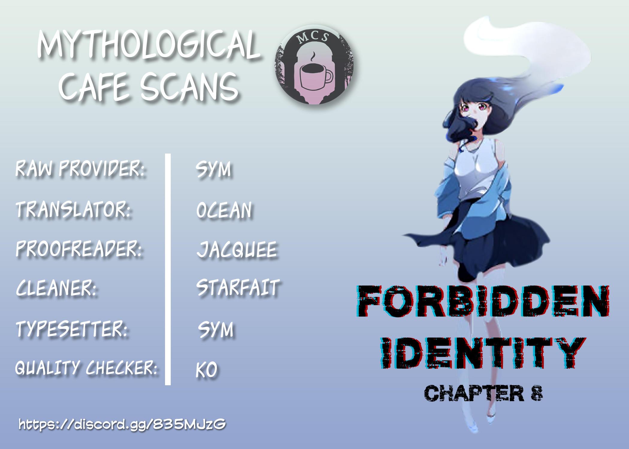 Forbidden Identity Chapter 8: The Strange Man With A Mask page 20 - Mangakakalots.com