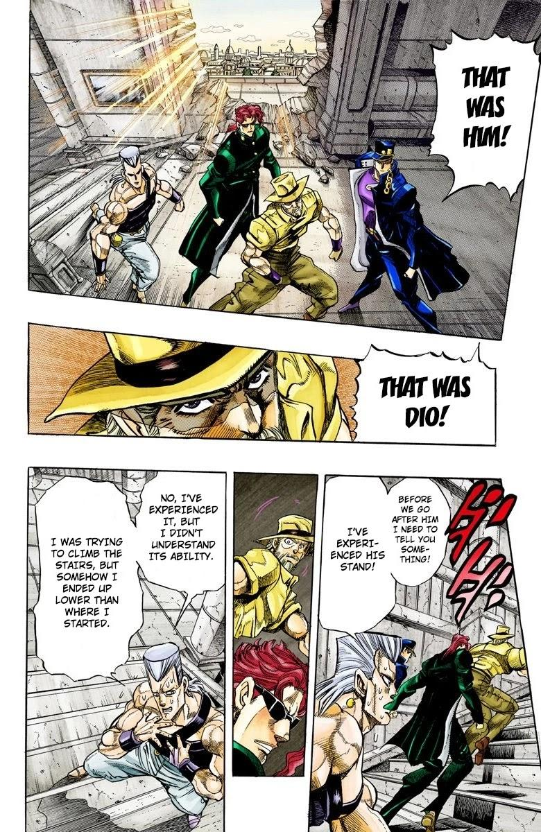 Oingo Boingo Brothers Adventure Chapter 136: Dio's World Part 3 page 2 - Mangakakalots.com