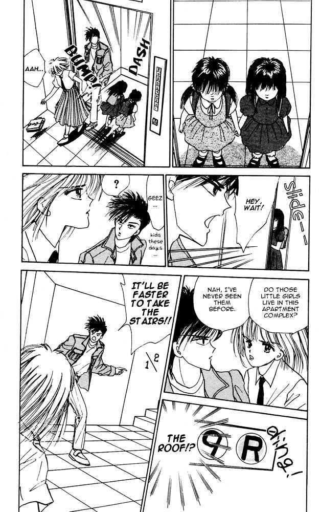 Shi To Kanojo To Boku Vol.1 Chapter 3 : I Can See...death page 22 - Mangakakalots.com
