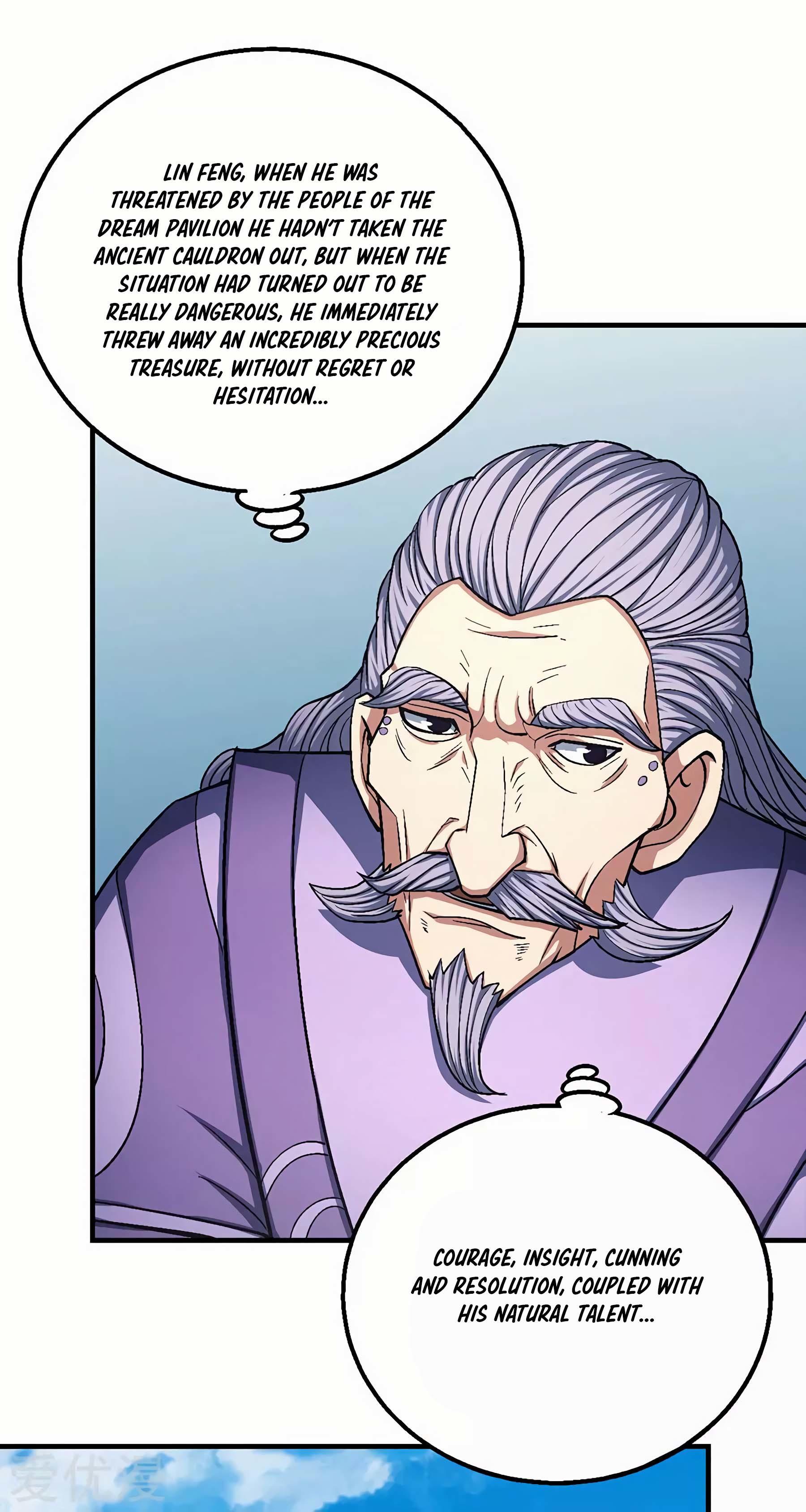God Of Martial Arts Chapter 127.2: Mister Chi page 5 - Mangakakalots.com