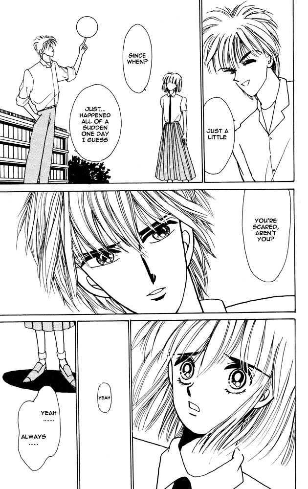Shi To Kanojo To Boku Vol.1 Chapter 1 : The Girl Who Could See The Dead page 21 - Mangakakalots.com