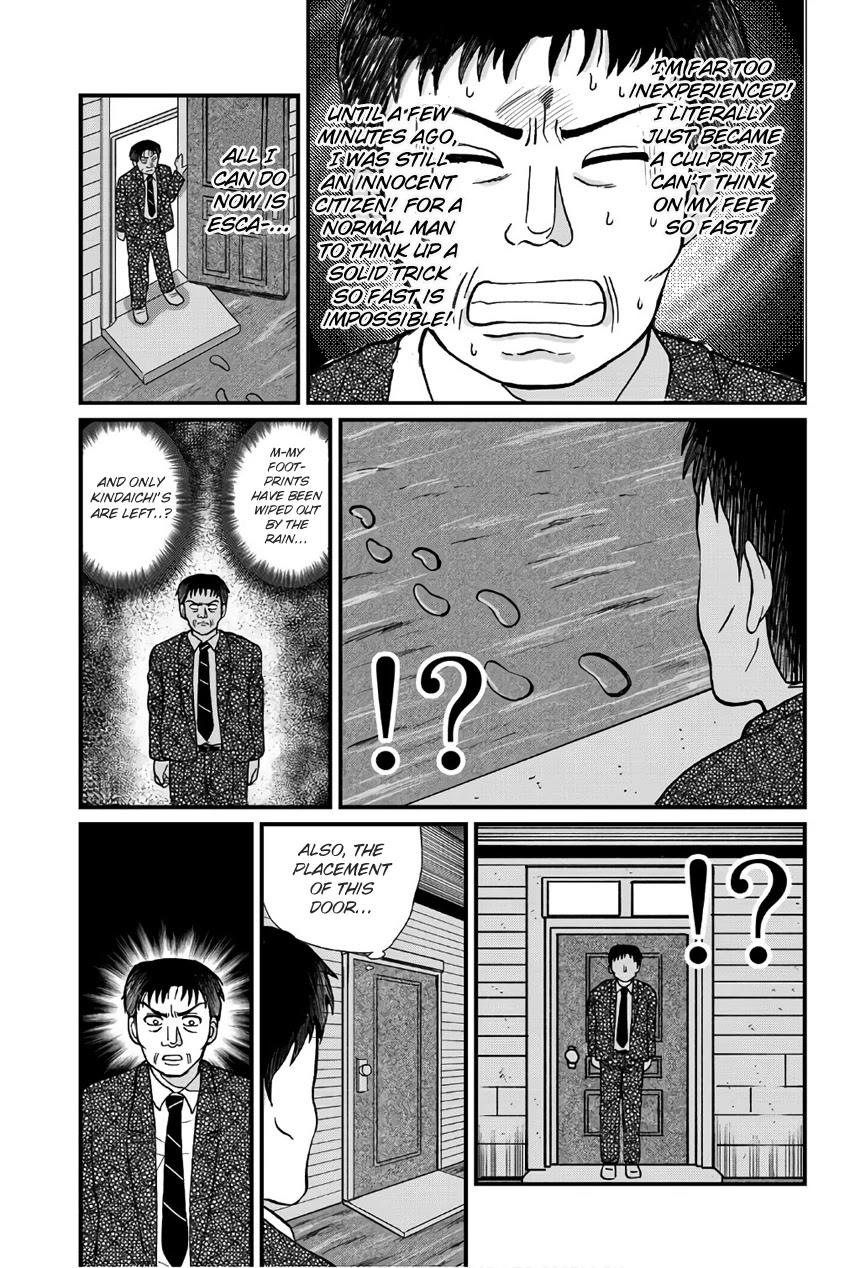 Kindaichi Shounen No Jikenbo Gaiden: Hannin-Tachi No Jikenbo Chapter 26: Kindaichi The Killer (1) page 11 - Mangakakalots.com