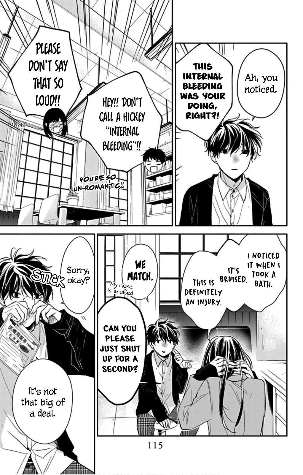Tsuiraku Jk To Haijin Kyoushi Chapter 37 page 7 - Mangakakalots.com