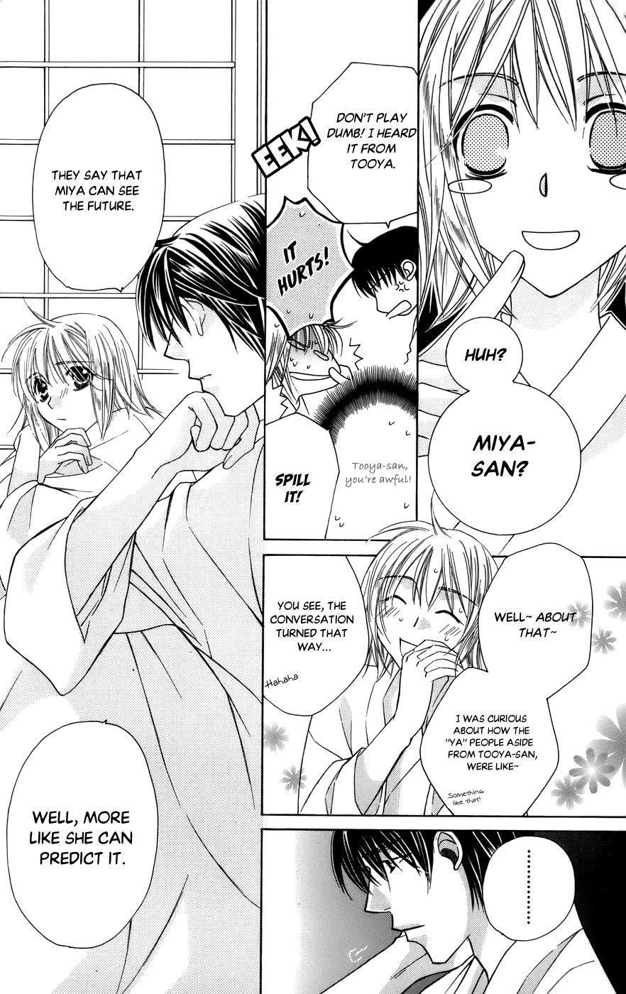Platinum Garden Chapter 61 page 11 - Mangakakalots.com