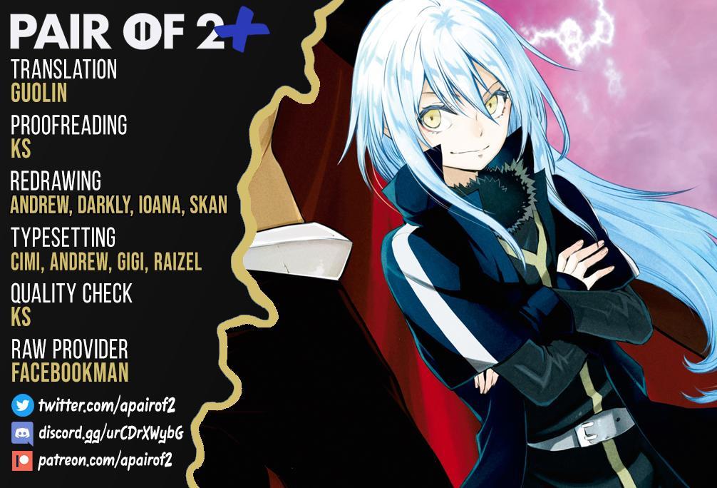 Tensei Shitara Slime Datta Ken Chapter 81: The Wight King page 2 - Mangakakalots.com