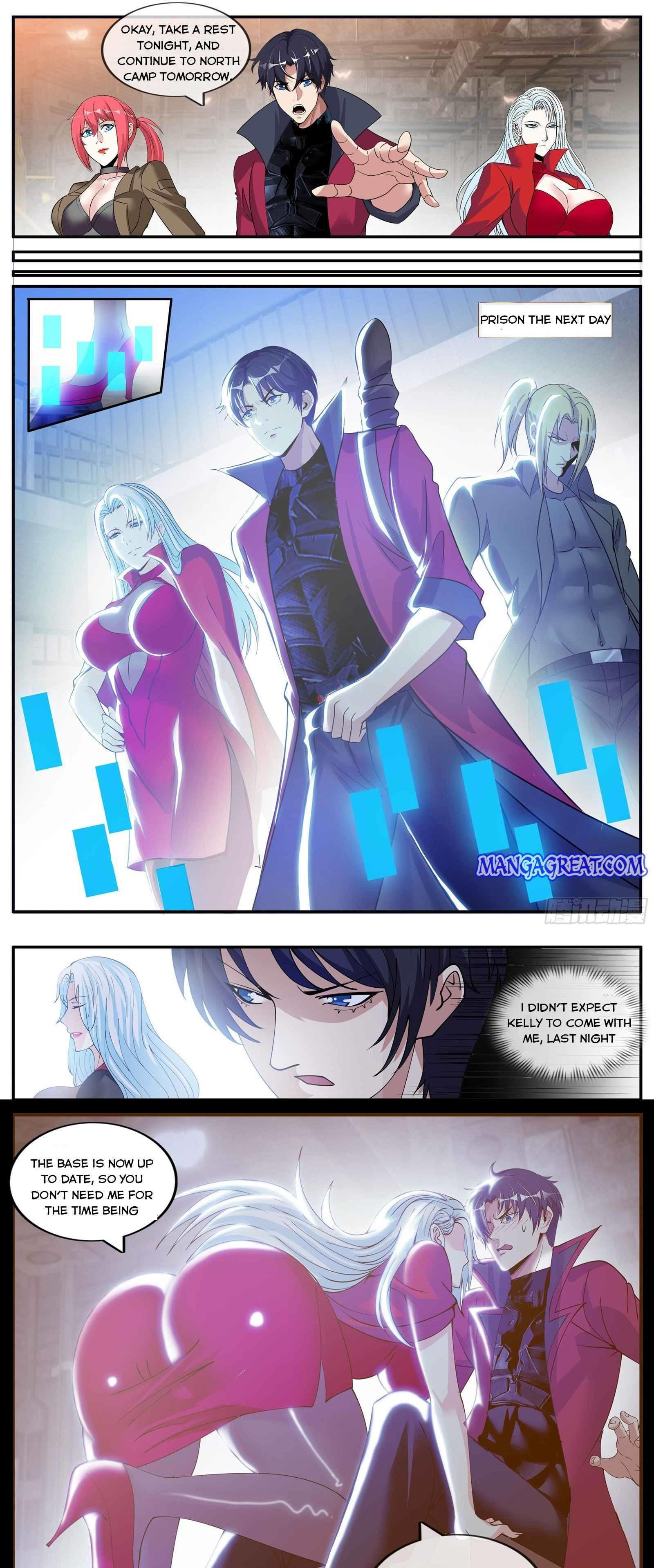 I Have An Apocalyptic Dungeon Chapter 49 page 5 - Mangakakalots.com