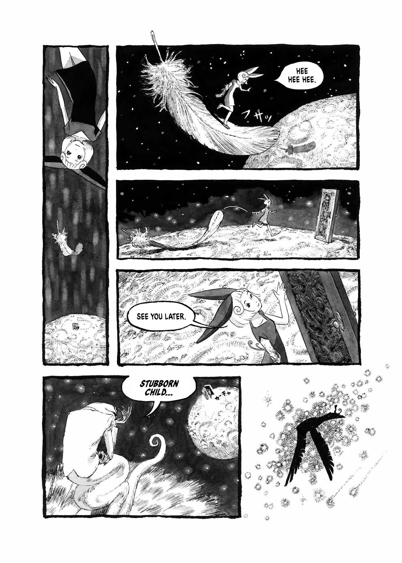 Bibliomania Chapter 3: The Bird Of Room 413 And The Hero Of Room 385 page 11 - Mangakakalots.com