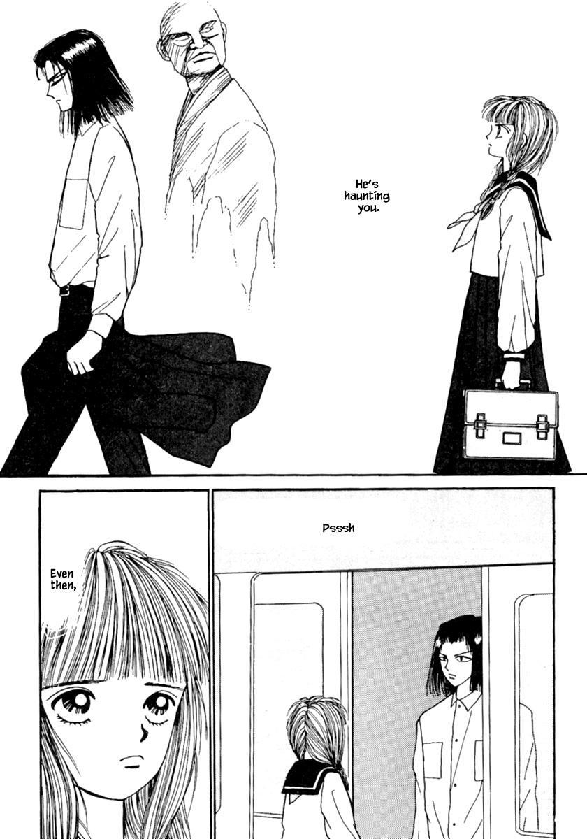 Shi To Kanojo To Boku Chapter 8.1 page 23 - Mangakakalots.com