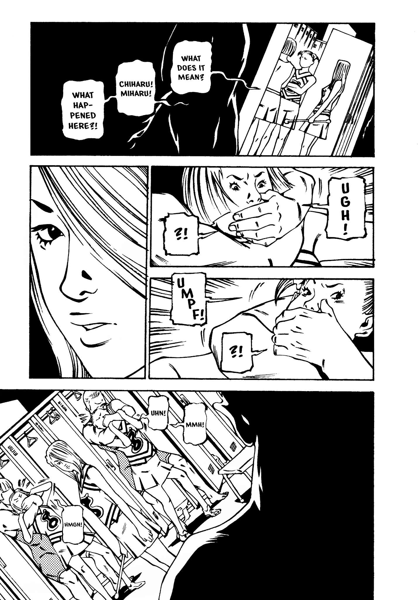 Deathco Chapter 10: Dead-Queen-Bee page 11 - Mangakakalots.com