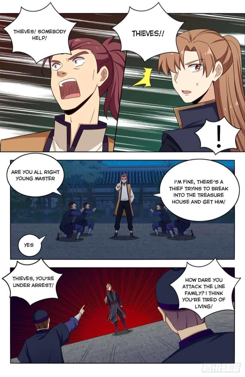 Strongest Anti M.e.t.a Chapter 390 page 10 - Mangakakalots.com