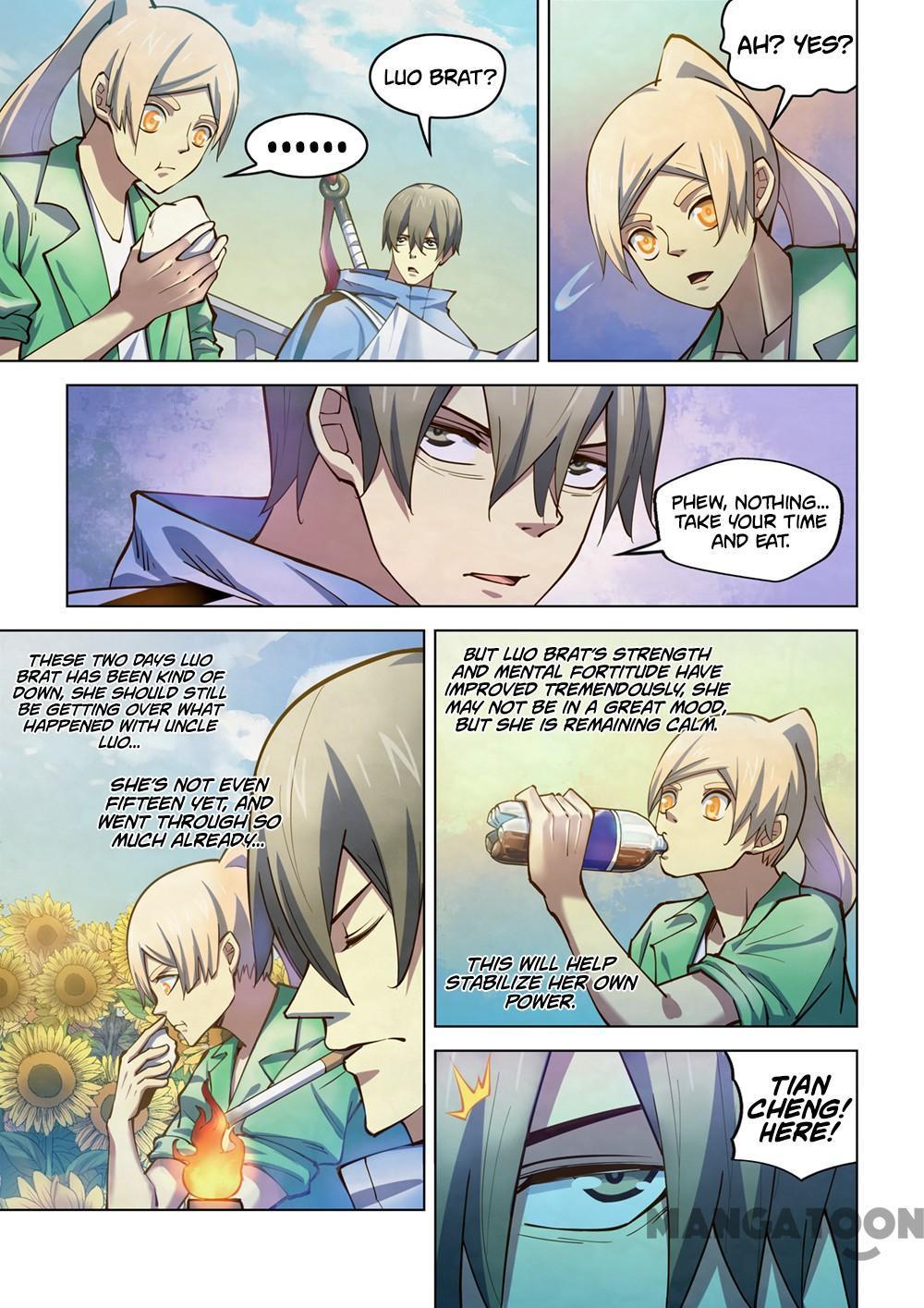 Moshi Fanren Chapter 247 page 9 - Mangakakalots.com