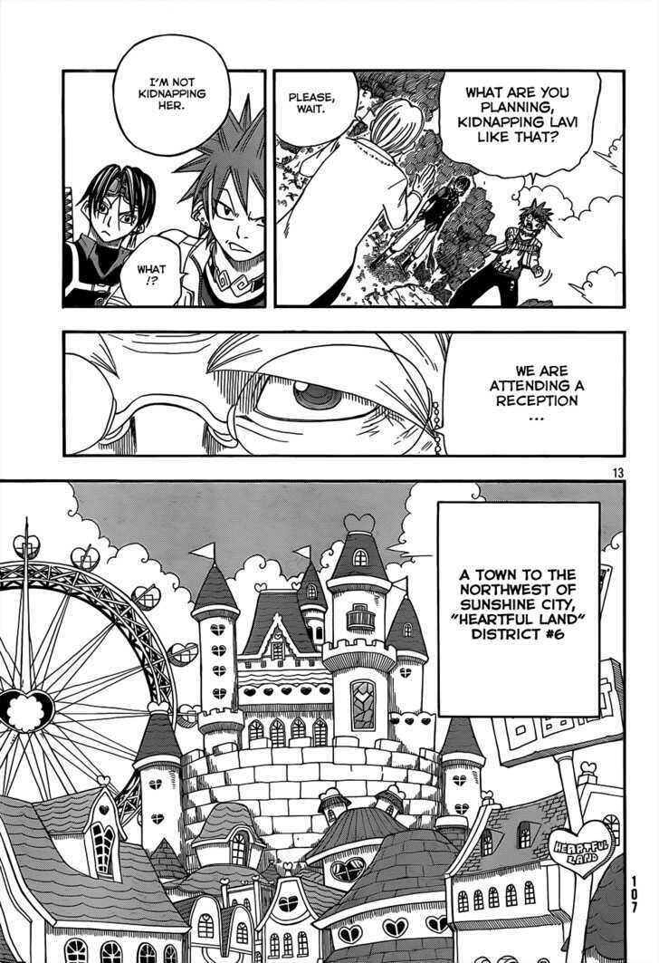 Buster Keel! Vol.2 Chapter 17 : Songbird Dream page 13 - Mangakakalots.com