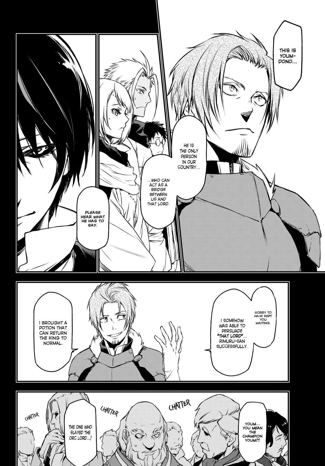 Tensei Shitara Slime Datta Ken Chapter 88: A Demon And A Plot page 12 - Mangakakalots.com