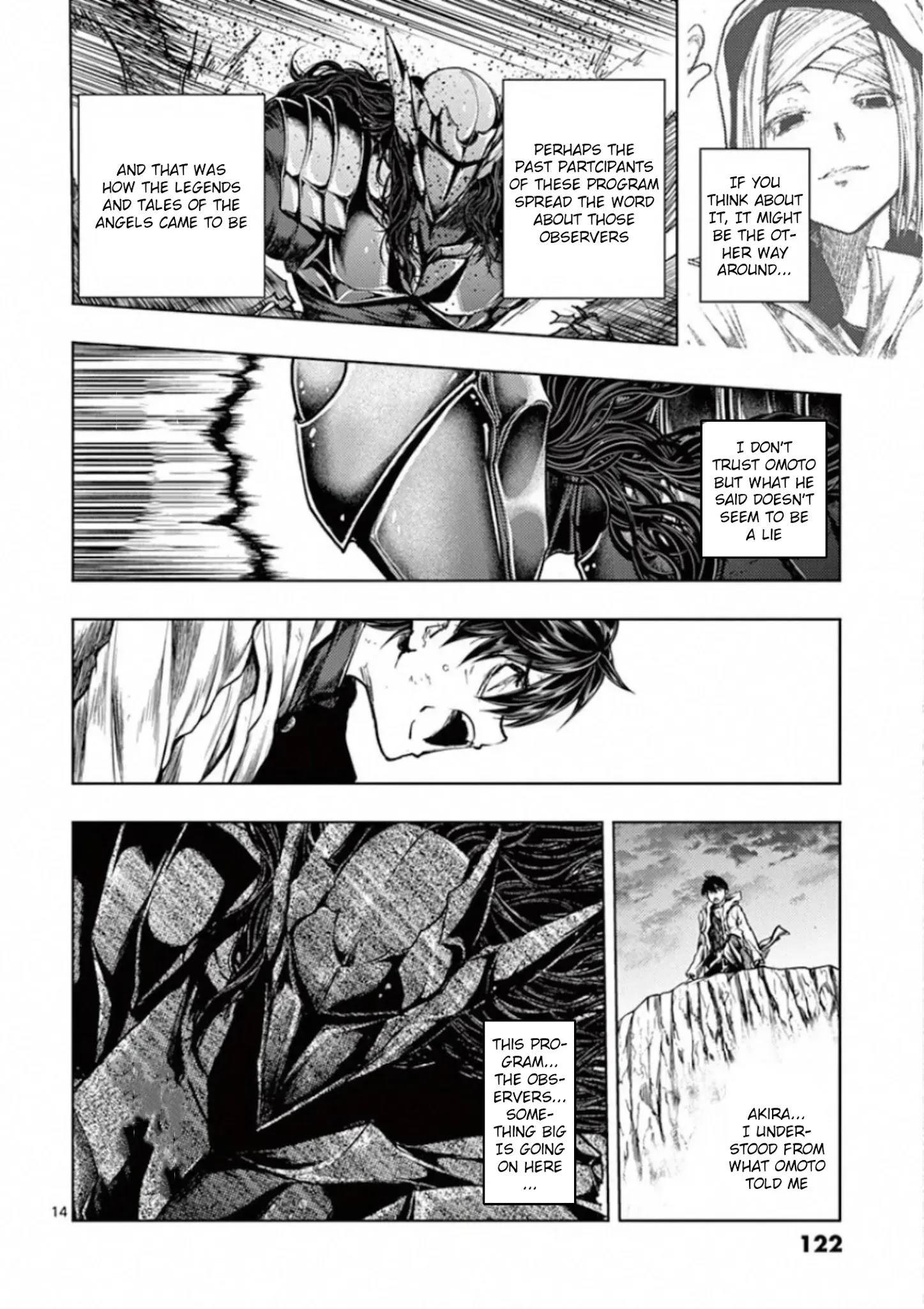 Deatte 5 Byou De Battle Chapter 139: The Strongest Man page 12 - Mangakakalots.com