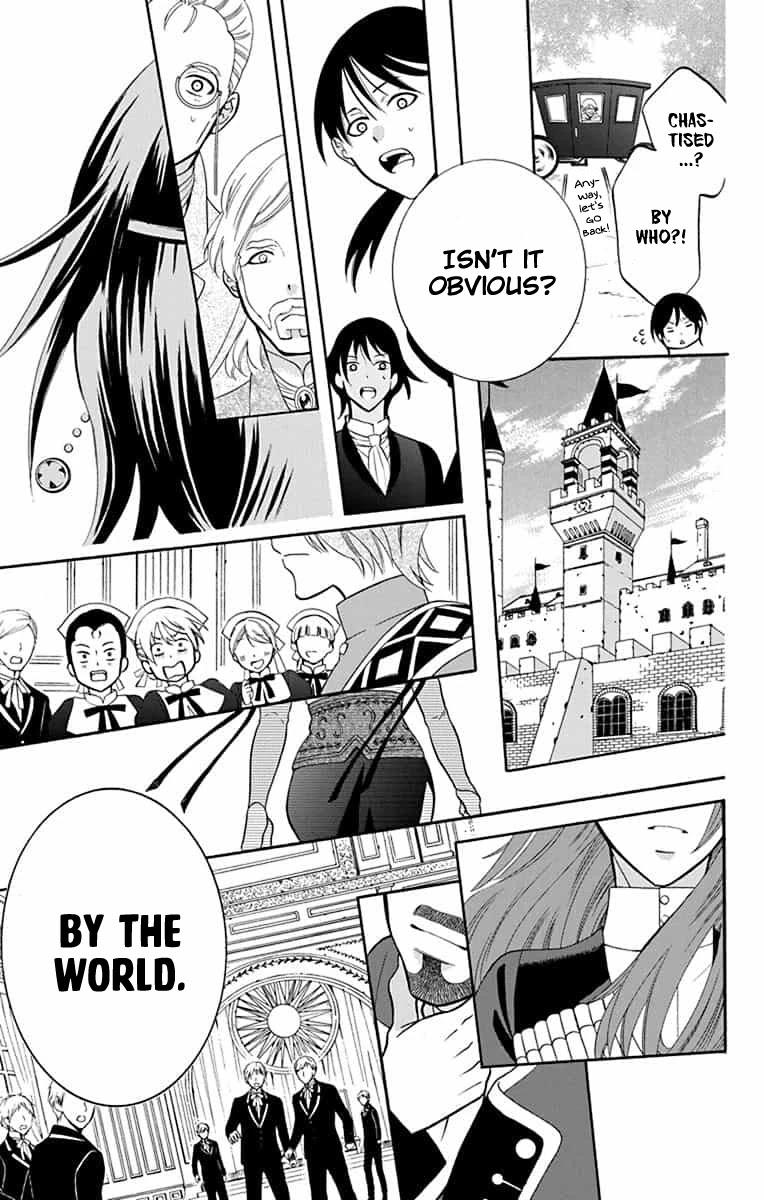 Soredemo Sekai Wa Utsukushii Chapter 142 page 12 - Mangakakalots.com