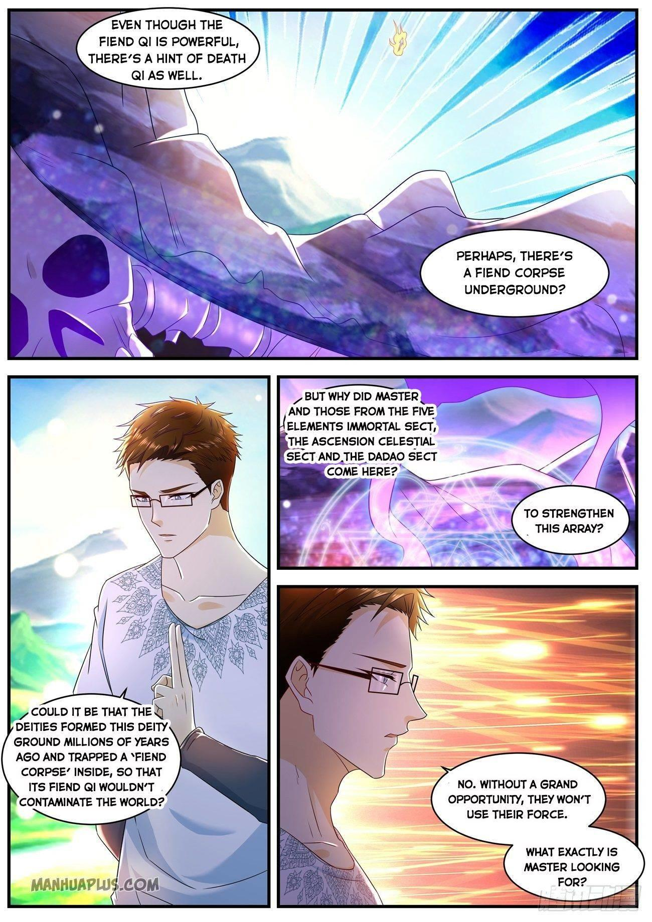 Rebirth Of The Urban Immortal Cultivator Chapter 587 page 5 - Mangakakalots.com