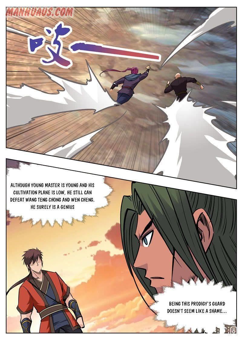 Greatest Sword Immortal Chapter 173.2 page 3 - Mangakakalots.com