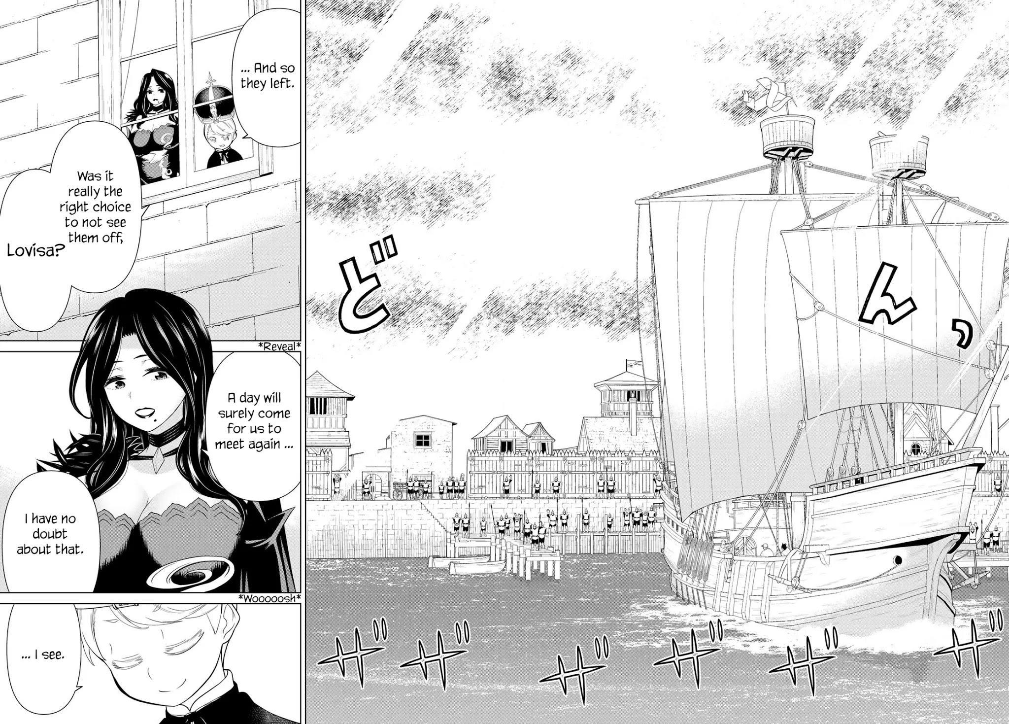 Time Stop Brave Chapter 20 page 34 - Mangakakalots.com