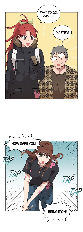 Oh! My God Chapter 26 page 19 - Mangakakalots.com
